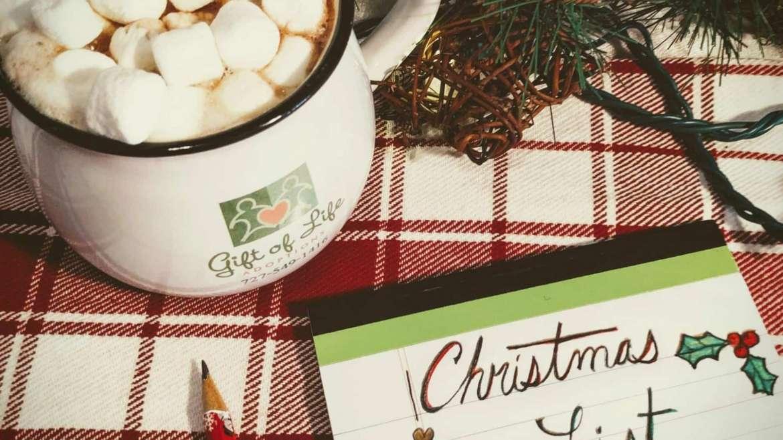 Three Christmas Lists