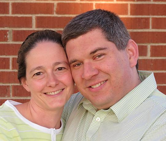 Scott & Mary