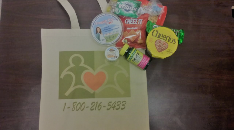 Birth Mom Care Bags