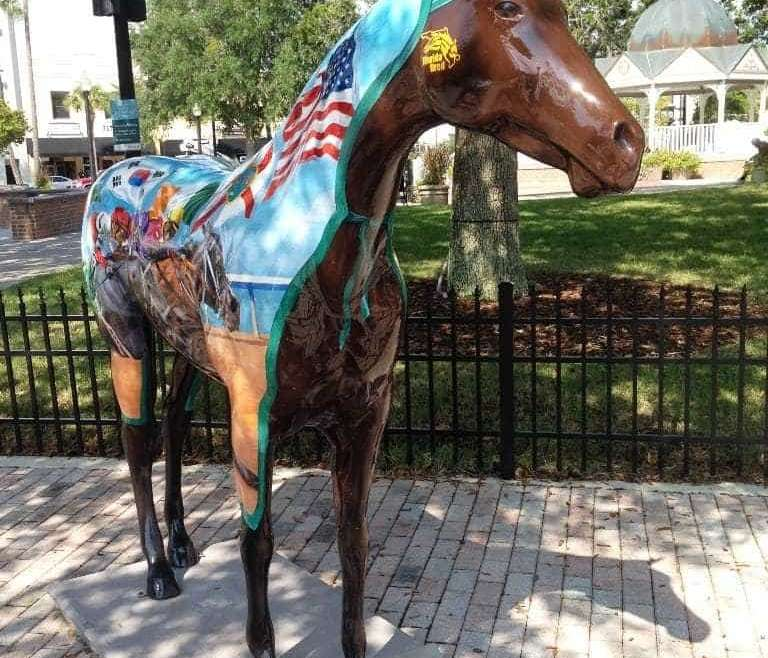 CASEWORKER ABOUT TOWN: LOCAL ART