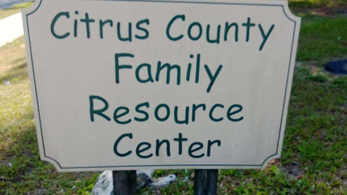 HELPING FAMILIES IN CITRUS COUNTY