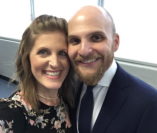 Scott & Annie