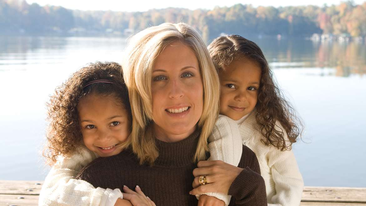 Transracial Adoption